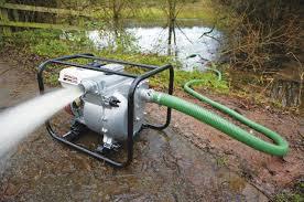 Water Pump Hire